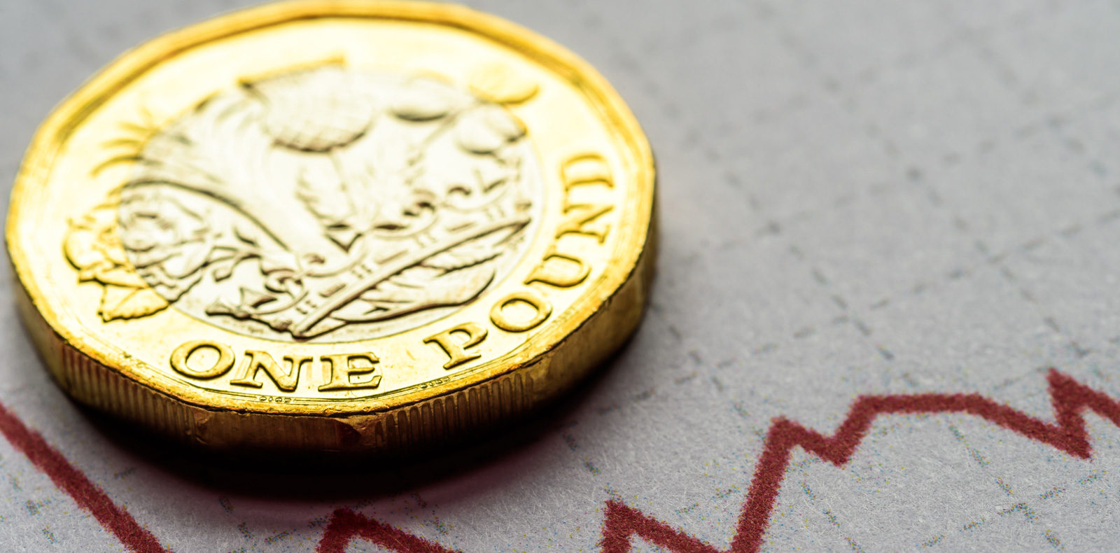 Due to an increase in the likelihood of a no-deal Brexit, the pound sterling suffered an approximate 4.5% loss against the euro.