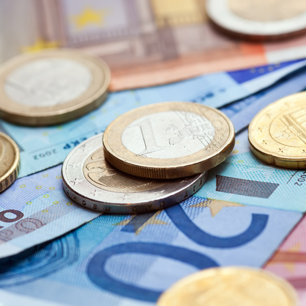 Investor confidence hits 10 year high yet euro gains limited