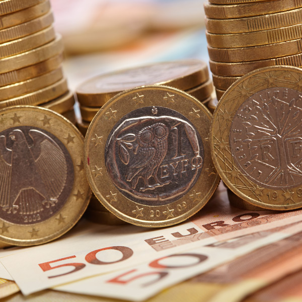 Euro Continues its Gains Against the Pound and US Dollar