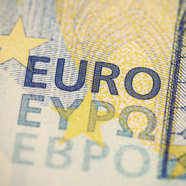 Poor Economic Data Drives Euro Down Against Sterling and the US Dollar
