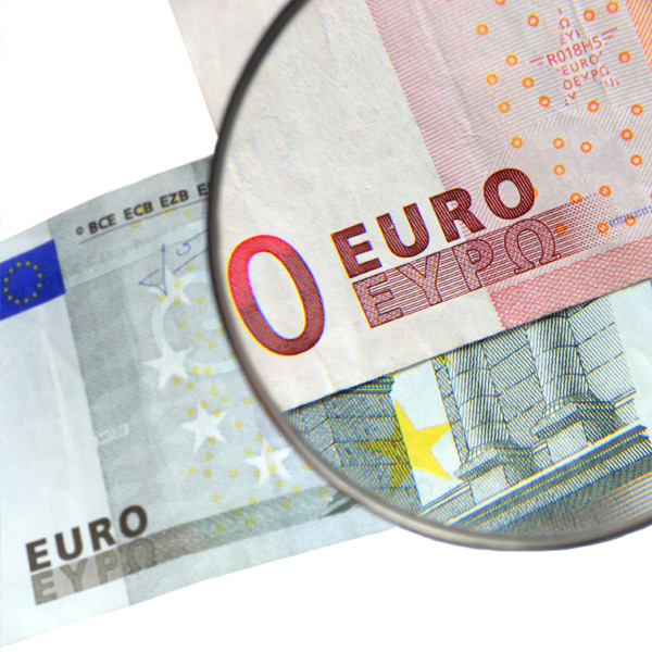 Euro falls seen against economic data releases