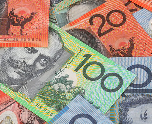 Australian Dollar Volatility after 2 Interest Rate Cuts