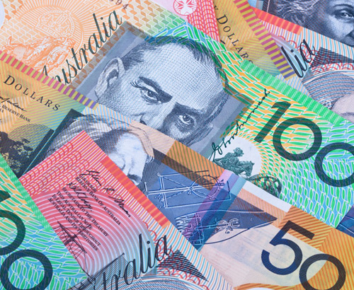 Australian Dollar makes gains on Sterling