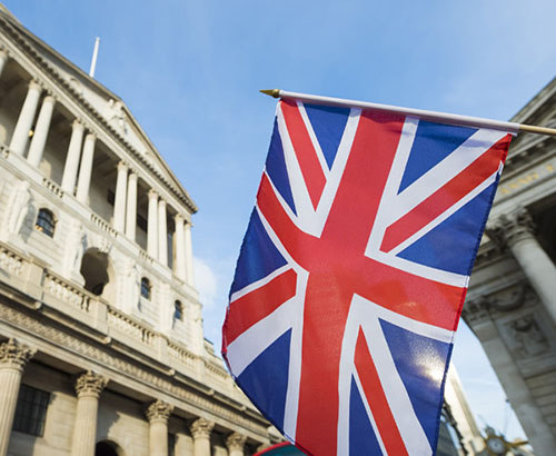 Sterling remains steady ahead of Bank of England interest rate decision