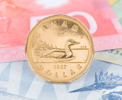 When might Canadian Dollars become cheaper to buy?