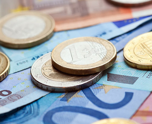 Euro recovers against the Pound