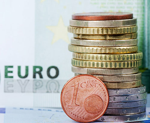 The Euro remains popular despite turbulent year
