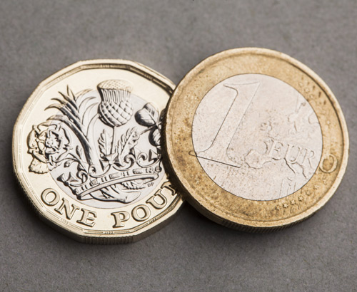 Will the Euro start the day with strong economic data?