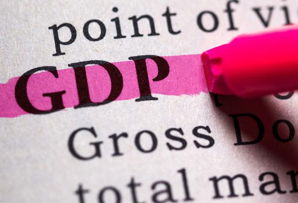 EU GDP data tomorrow