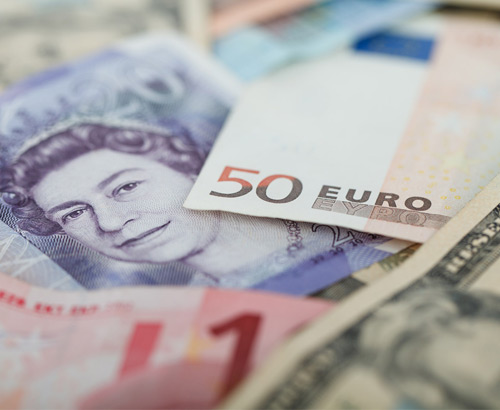 Sterling Gains as Reports Indicate Conservative Majority