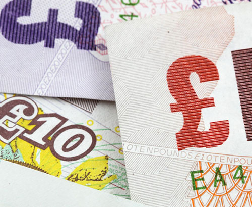 Will sterling remain the worst performing currency for May?