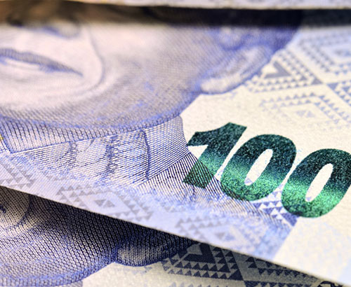 South African Rand exchange rate forecast