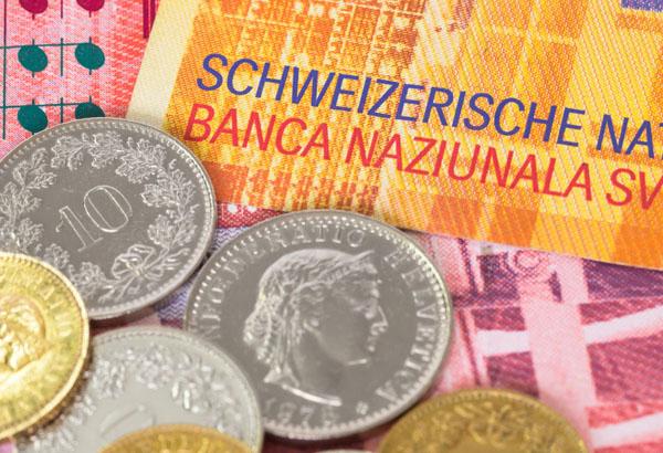 CHF prints more money