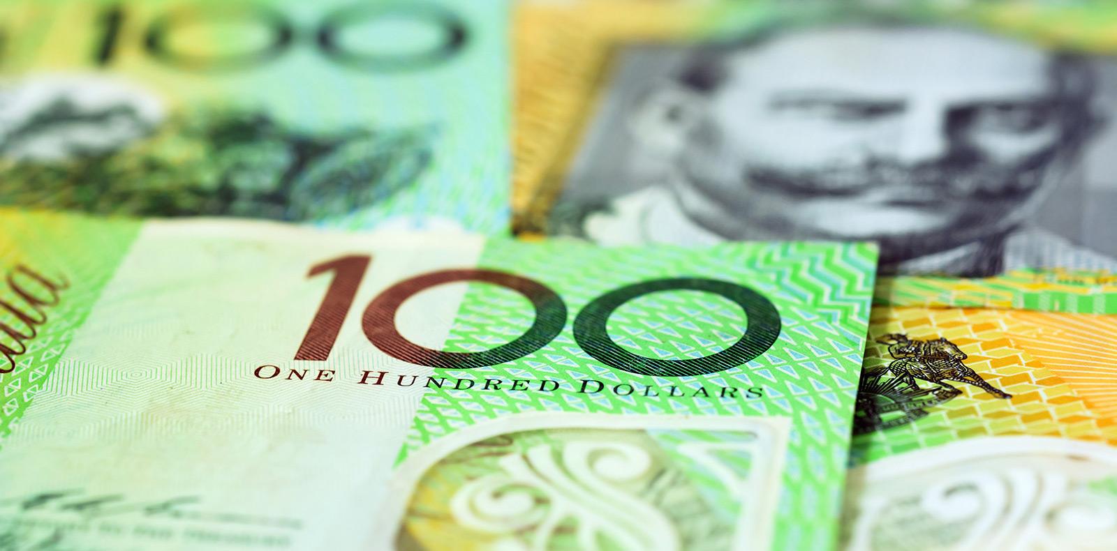 AUD weakens amid rate cut hints