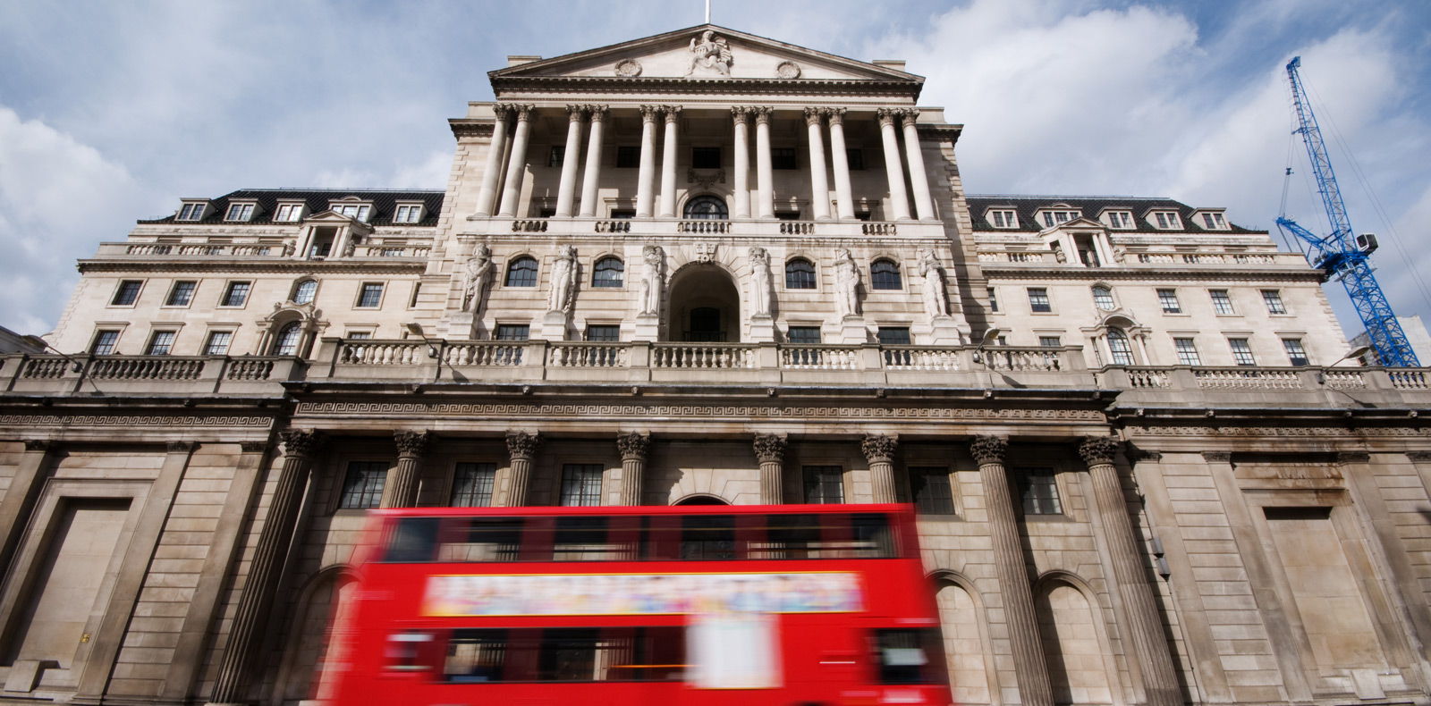 Today, the Bank of England held its interest rates steady at 0.1% and have announced a further £150bn of support for the economy.