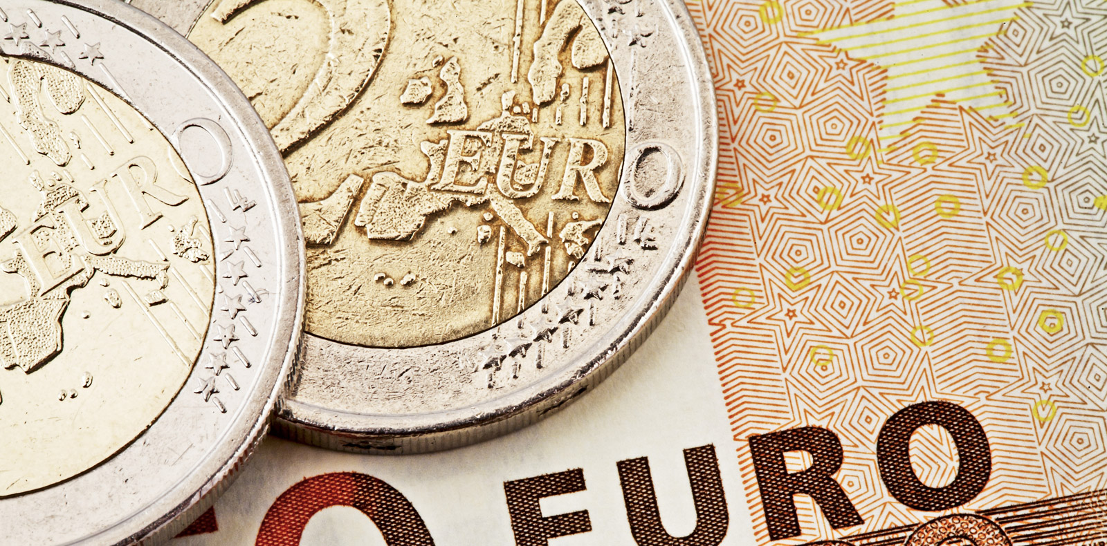 Euro showing signs of vulnerability as concerns grown over Italian economy