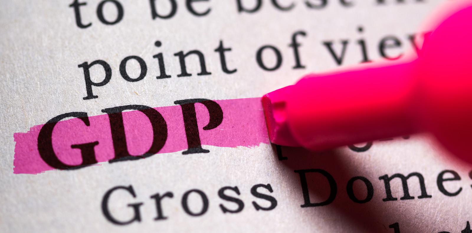 EU GDP data expected today