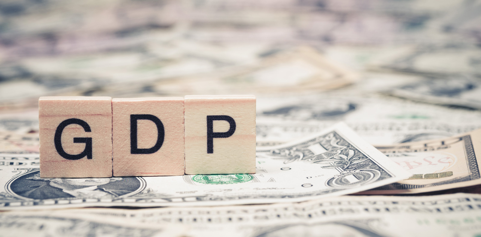 Annualised GDP due from the US on Friday