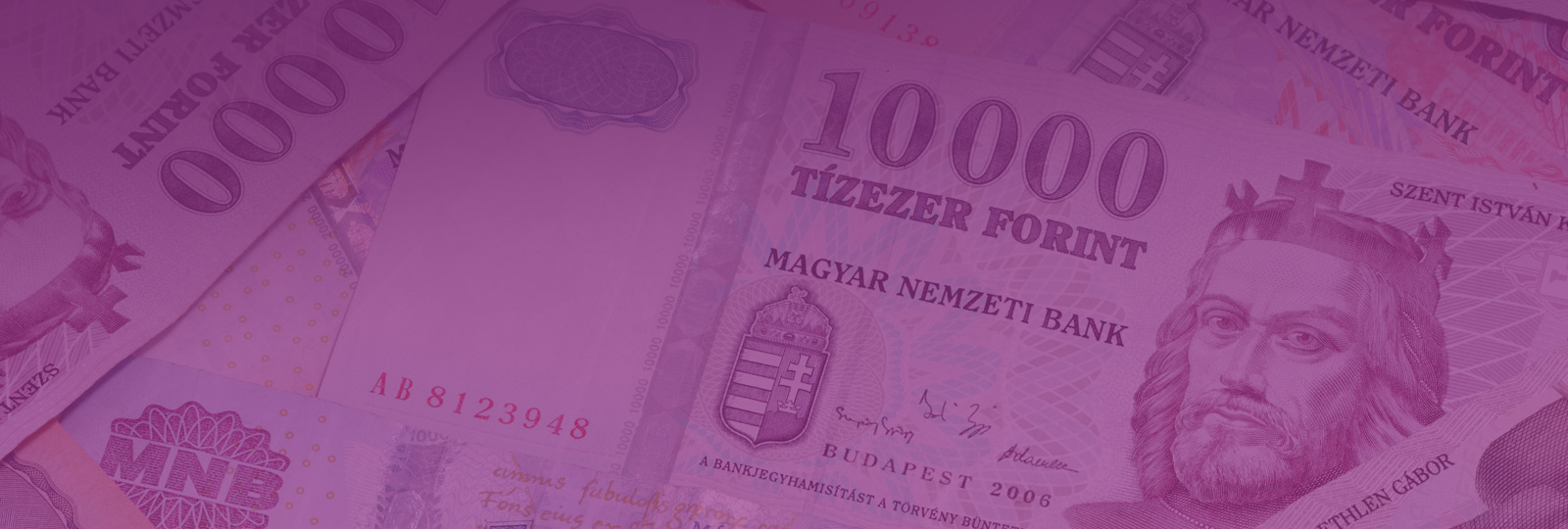 Buying Hungarian Forint - Buy HUF