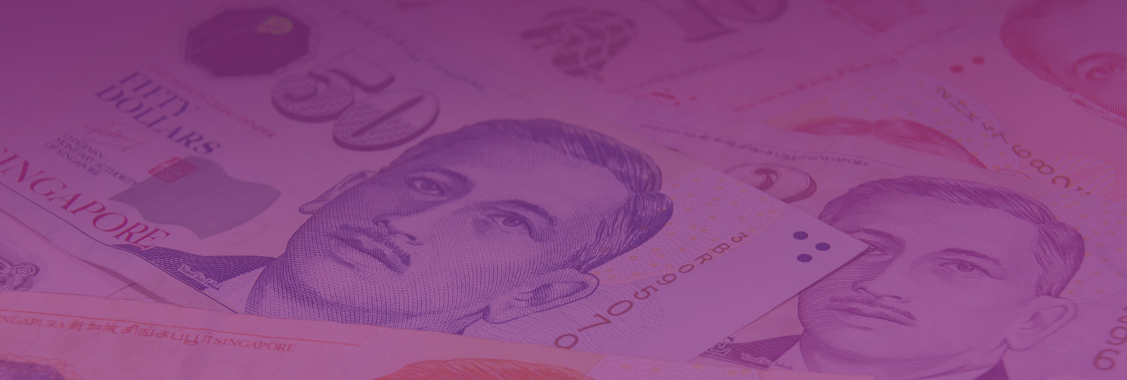 Buying Singapore Dollars - BUY SGD