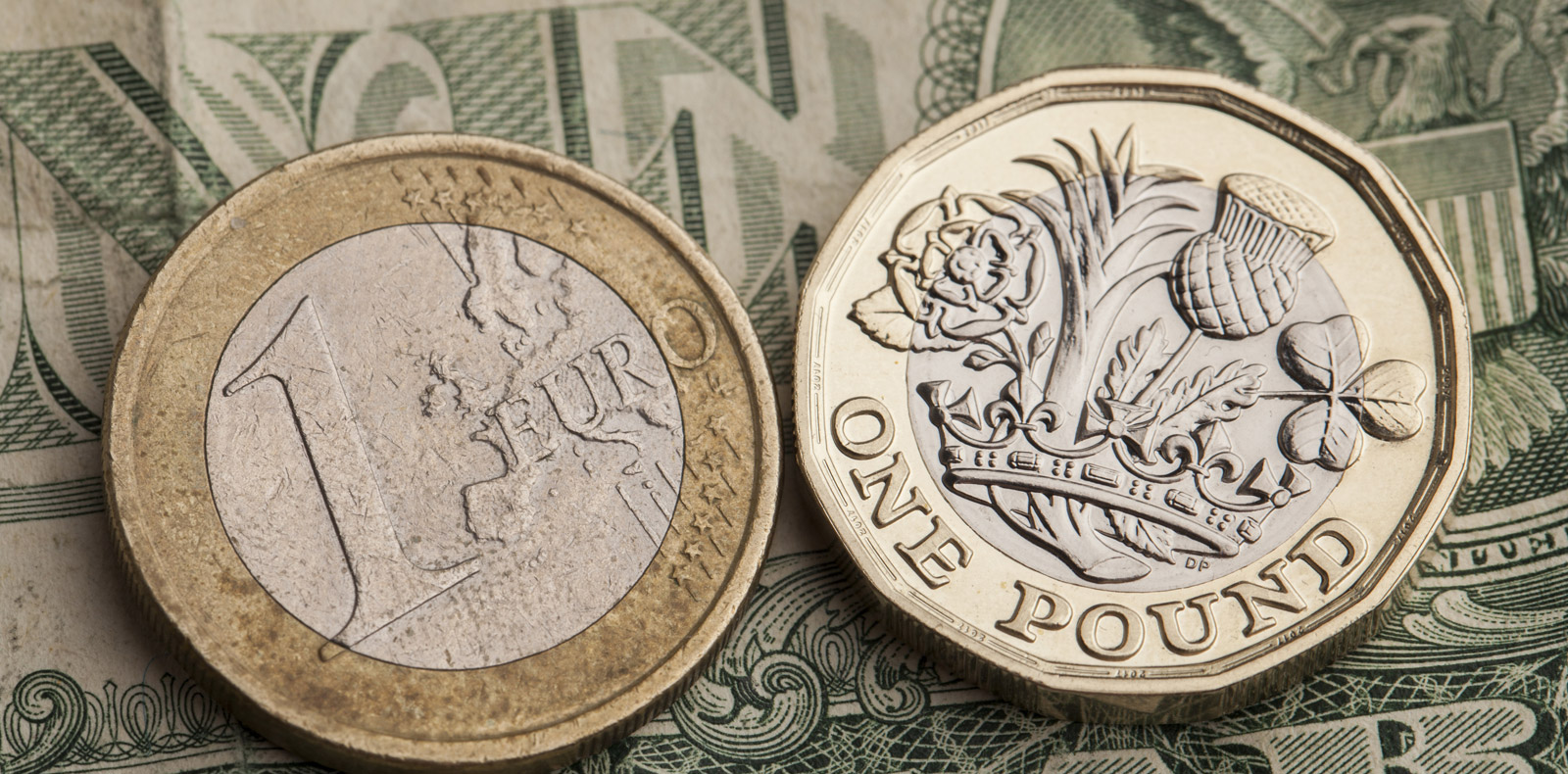 Sterling moved higher against the euro and US dollar despite news of rising job losses amongst high street retailers.
