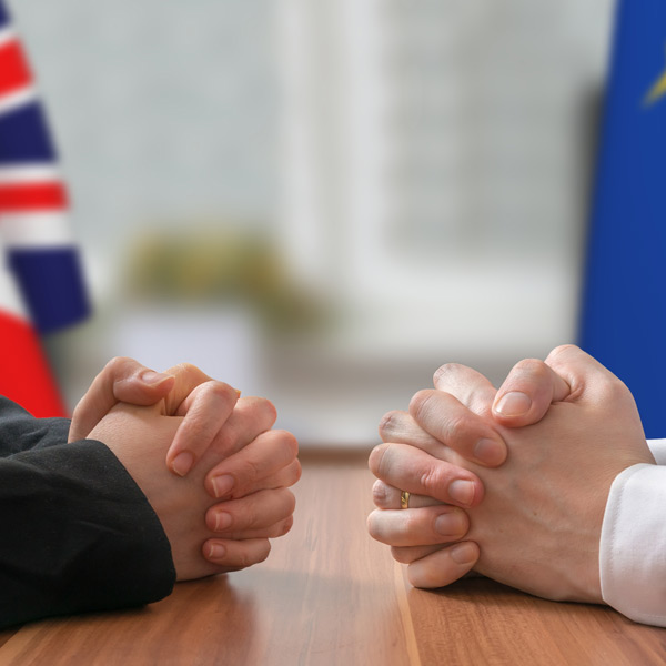 the UK have had to give up a lot of ground to the EU in order to move talks forward
