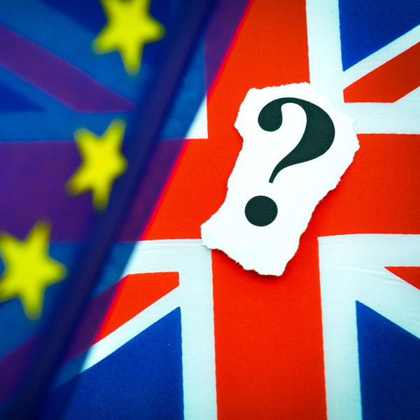 Brexit trade uncertainty