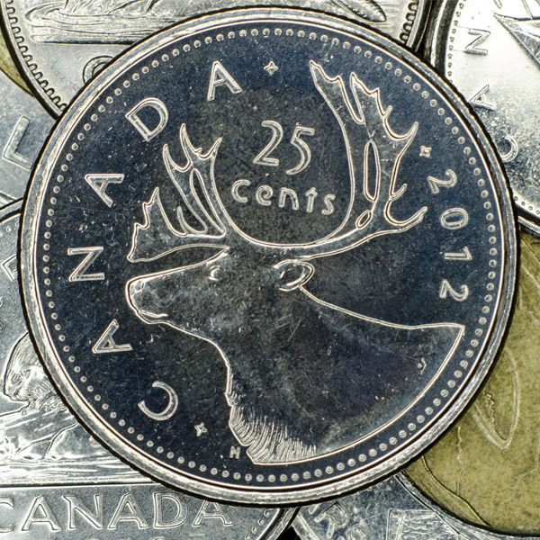 Canadian elections causing movement for the CAD