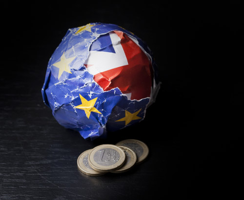 Will the Brexit help the Euro?