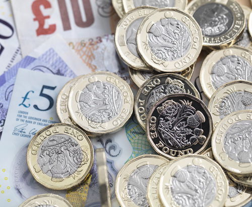Pound Rises on Optimism of Brexit Trade Deal