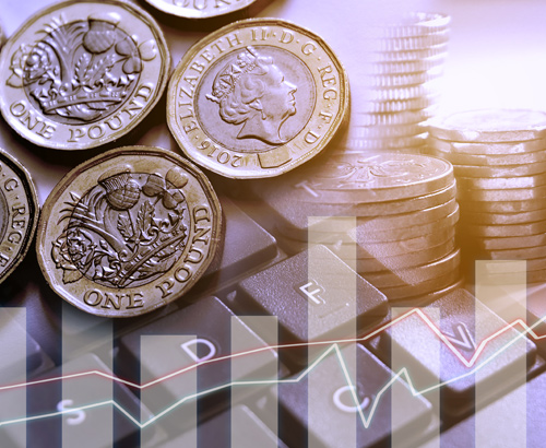 Sterling Continues its Downtrend Despite Signs of Economic Recovery