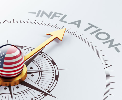 US Inflation data boosts rate hike chances