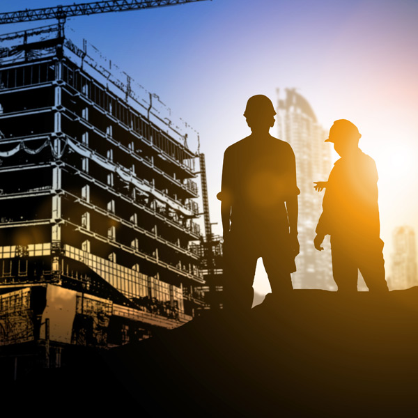 Significant pressure on the construction sector
