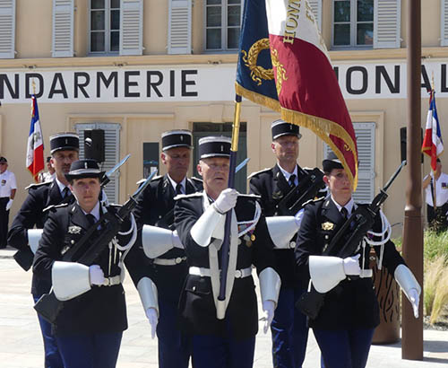 French Police - Gendarmerie