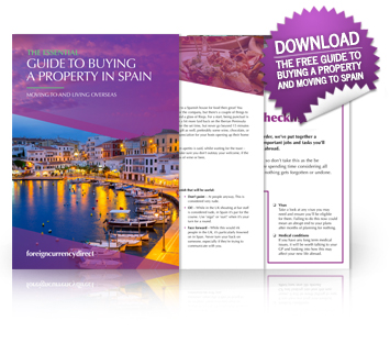 Download Moving to Spain guide - Buying Spanish Property guide