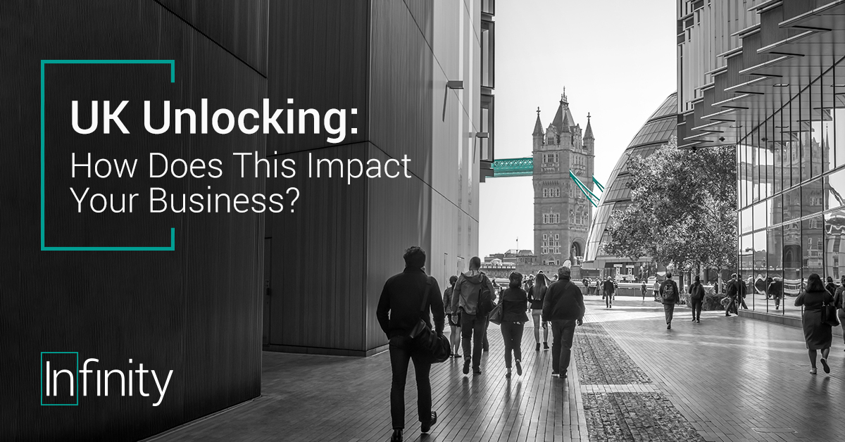 UK Unlocking: How Does This Impact Your Business?