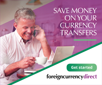 Great rates of foreign exchange